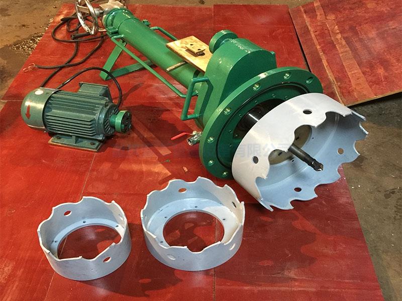 电动带压开孔机400型
