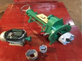 电动带压开孔机200型